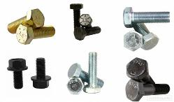 HEX HEAD BOLTS&SCREWS